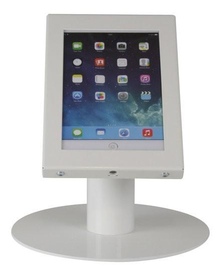 Socle pour iPad Mini et Galaxy Tab 3 - Blanc