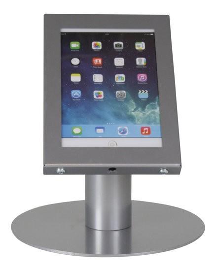 Socle pour iPad Mini et Galaxy Tab 3 - Gris