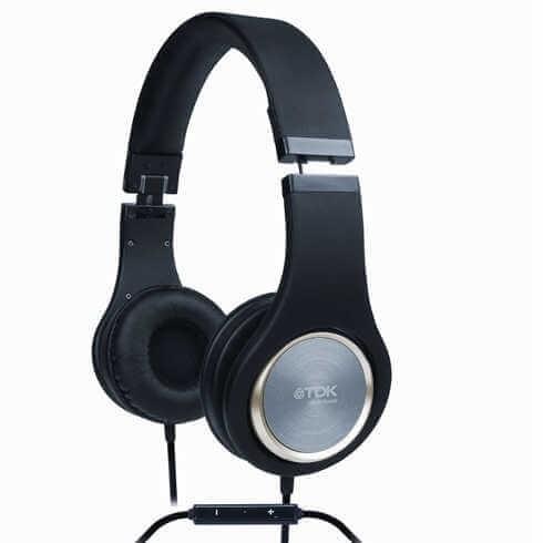 TDK Sti710 On-Ear Noir