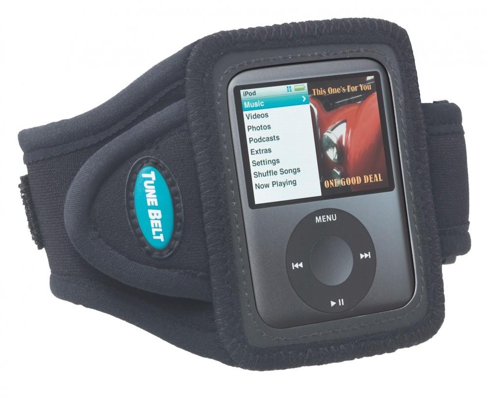 Tune Belt - Brassard Running iPod Nano 3G Noir