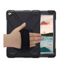 Casecentive Handstrap - Coque Antichoc - iPad Pro 10.5 / Air 10.5 (2019) Noir