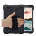 "Casecentive Handstrap - Coque Antichoc noire - iPad Pro 11"""
