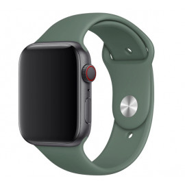 Apple - Bracelet Apple Watch 42mm / 44mm - Bracelet Sport - Vert / Pine Green