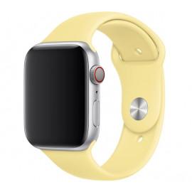 Apple - Bracelet Apple Watch 42mm / 44mm - Bracelet Sport - Lemon Cream