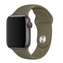 Apple - Bracelet Apple Watch 42mm / 44mm - Bracelet Sport - Khaki