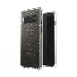 Speck Coque Presidio Brillants - Samsung Galaxy S10 - transparente