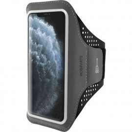 Mobiparts Comfort Fit Sport Armband Apple iPhone 11 Pro Max Zwart