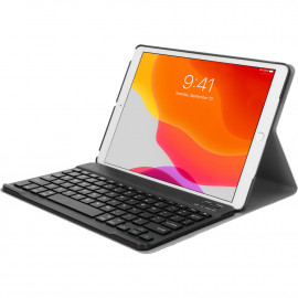 Mobiparts Bluetooth Keyboard Case Apple iPad 10.2 (2019/2020) Zwart
