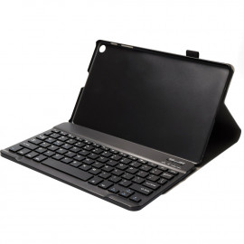 Mobiparts Bluetooth Keyboard Case Samsung Galaxy Tab A 10.1 (2019) Zwart