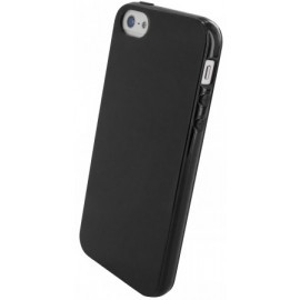 Mobiparts Essential TPU Case iPhone 5 / 5S / SE Black