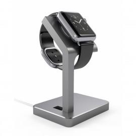 Satechi Station d'accueil en Aluminium pour Apple Watch - Argent