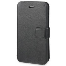 Muvit Magic Wallet Étui portefeuille iPhone 5C Noir