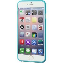 Muvit ThinGel - Coque iPhone 6(S) de protection - Bleu