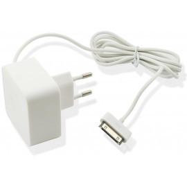 Muvit - Chargeur de voyage pour iPhone - SQ 30-pin 1A Blanc