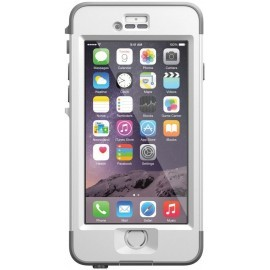 Coque etanche LifeProof nüüd iPhone 6(S) Plus Avalanche
