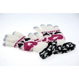 Avanca Gants tactiles Winter Romance