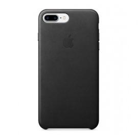 Apple - Coque iPhone 7 / 8 - En cuir - Black