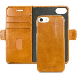 dbramante1928 Lynge 2 Coque Folio - iPhone 7 / 8 / SE 2020 Marron / Brun