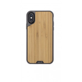 Coque Mous Limitless 2.0 pour iPhone X / XS en Bamboo