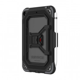 Griffin Survivor All-Terrain Case iPad Mini 5 grijs