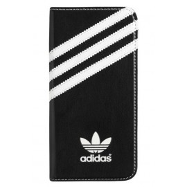Adidas OR Booklet - Coque Folio BASIC - iPhone 7 / 8 / SE 2020 Noire