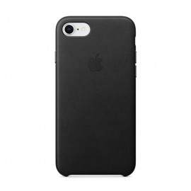 Apple - Coque iPhone 7 / 8 / SE 2020 de protection en cuir - Noire