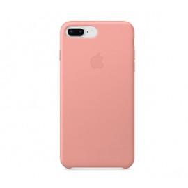 Apple - Coque iPhone 7 / 8 Plus en cuir - Rose doux