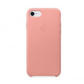 Apple - Coque iPhone 7 / 8 / SE 2020 En cuir - Rose