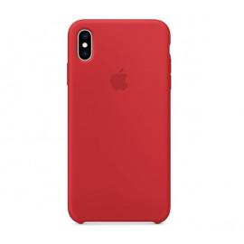 Apple - Coque iPhone XS Max - Rouge