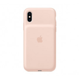 Apple - Coque iPhone XS avec batterie intégrée - Rose