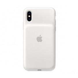 Apple - Coque iPhone XS avec batterie intégrée - Blanc