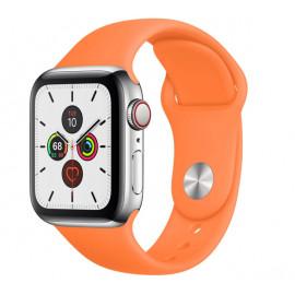 Apple- Bracelet Apple Watch 38mm / 40mm - Sport - Orange