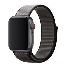 Apple - Bracelet Apple Watch 42mm / 44mm - Boucle Sport respirante - Anchor Gray