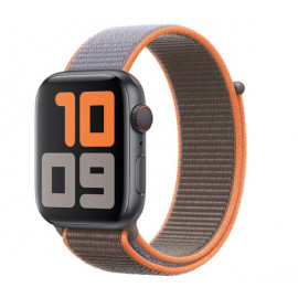 Apple - Bracelet Apple Watch 42mm / 44mm - Boucle Sport respirante - Vitamin C