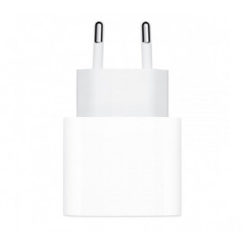 Apple - Adaptateur secteur USB-C 20W - blanc