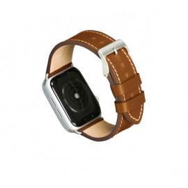 dbramante1928 Copenhagen - Bracelet Apple Watch 44mm - Argenté