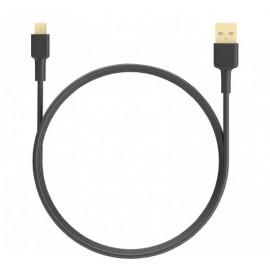 Aukey - Câble USB-A vers Micro-USB 1.0m - Noire