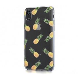 BeHello Gel - Coque iPhone XR - Ananas
