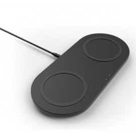 Belkin 2x 10W Dual Wireless Charging Pad zwart
