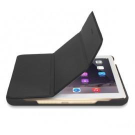Macally Smart Cover Etui Folio iPad Mini 4 Gris