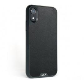 Coque Mous Limitless 2.0 pour  iPhone XR noire en Cuir