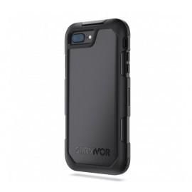 Griffin Survivor Extreme Coque Antichoc iPhone 7 Plus / 8 Plus noire