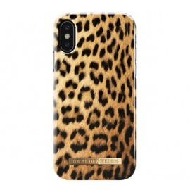 iDeal of Sweden Coque Fashion iPhone X / XS leopard