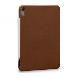 "Sena Future Coque Folio en Cuir - iPad Pro 11"" - Marron"