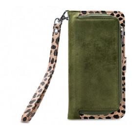 Mobilize Gelly Wallet Étui iPhone 6 / 6S / 7 / 8 Plus portefeuille - à glissière
