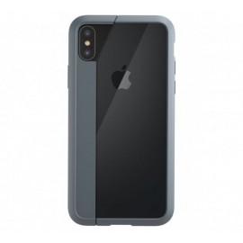 Element Case - Coque Illusion iPhone XS Max - Gris