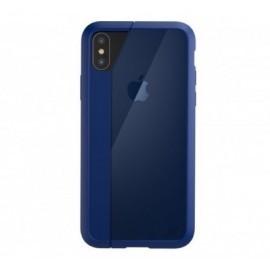 Element Case - Coque Antichoc Illusion iPhone XS Max - bleu