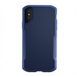 Element Case Shadow - Coque Antichoc iPhone XR - Bleue