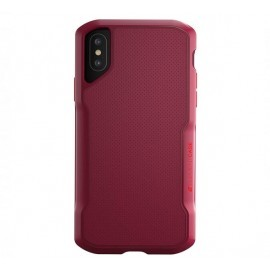 Element Case Shadow - Coque Antichoc iPhone XR - Rouge