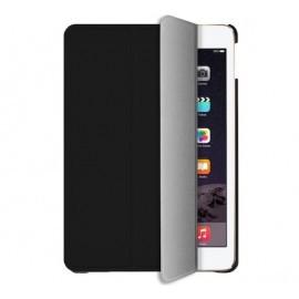 Macally Smart Cover Etui Folio iPad 9,7'' (2017 / 2018) Noir